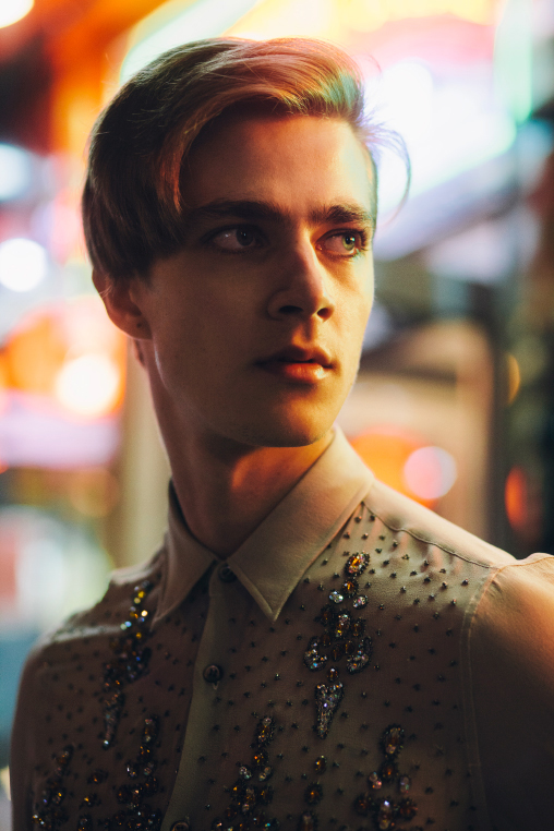Lost In Translation - mens fashion editorial - David Urbanke - image 5