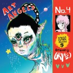 Grimes Art Angels Album Cover