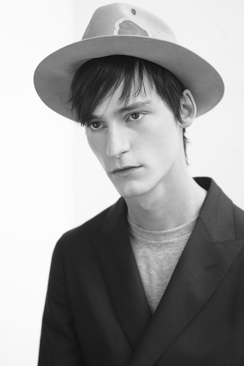 Men's editorial look 3 -  Elodie Chapuis
