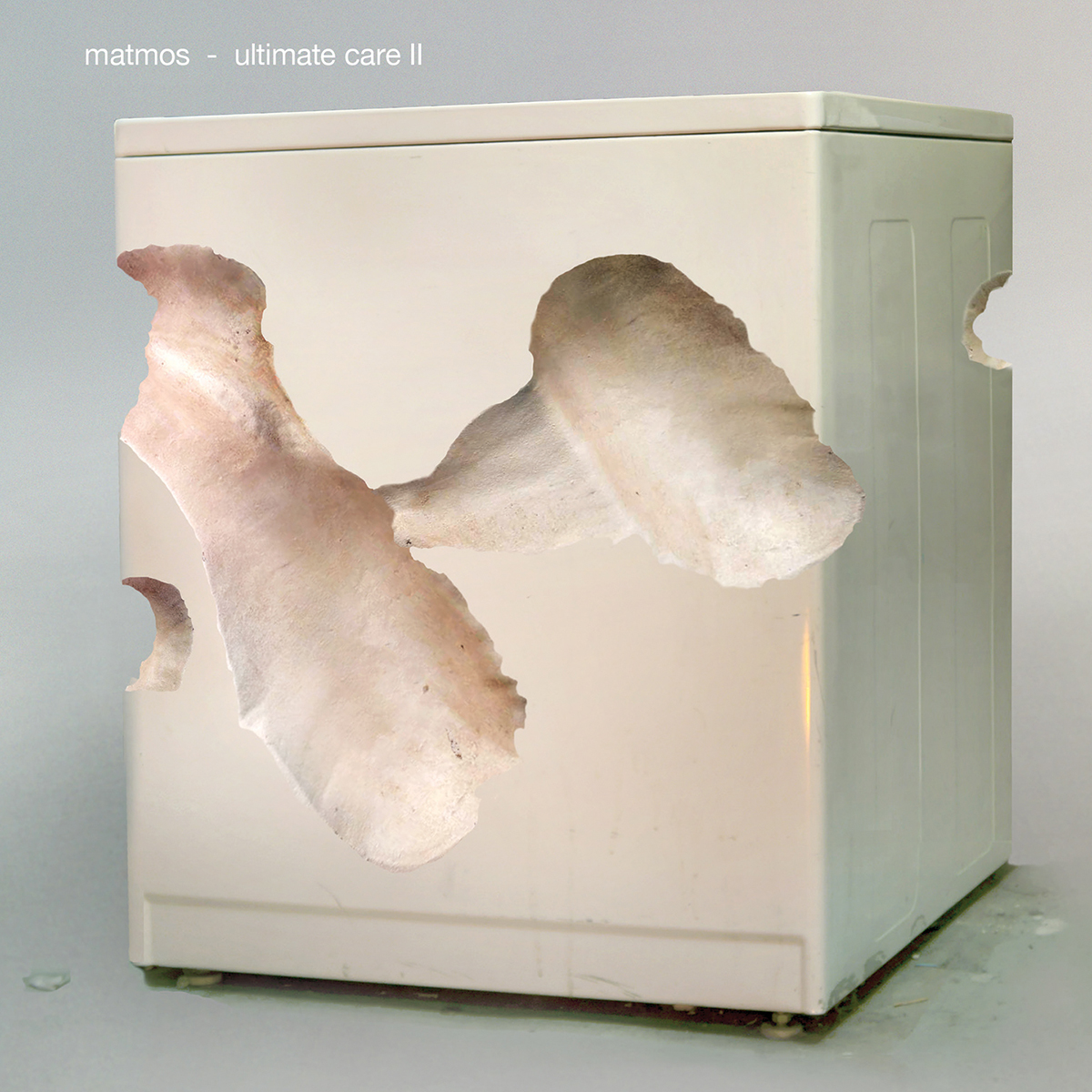 album art Matmos Ultimate Care II