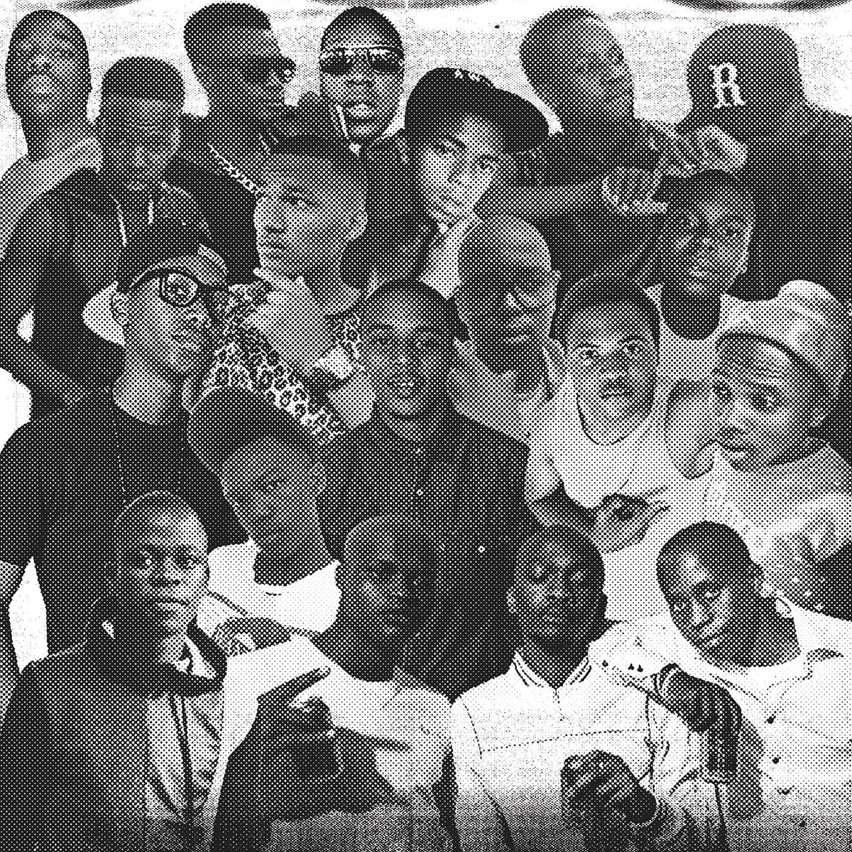 GQOM OH album art