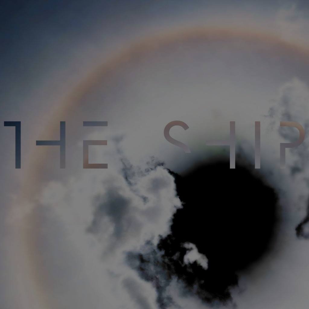 Brian Eno - The Ship - Album Cover Art