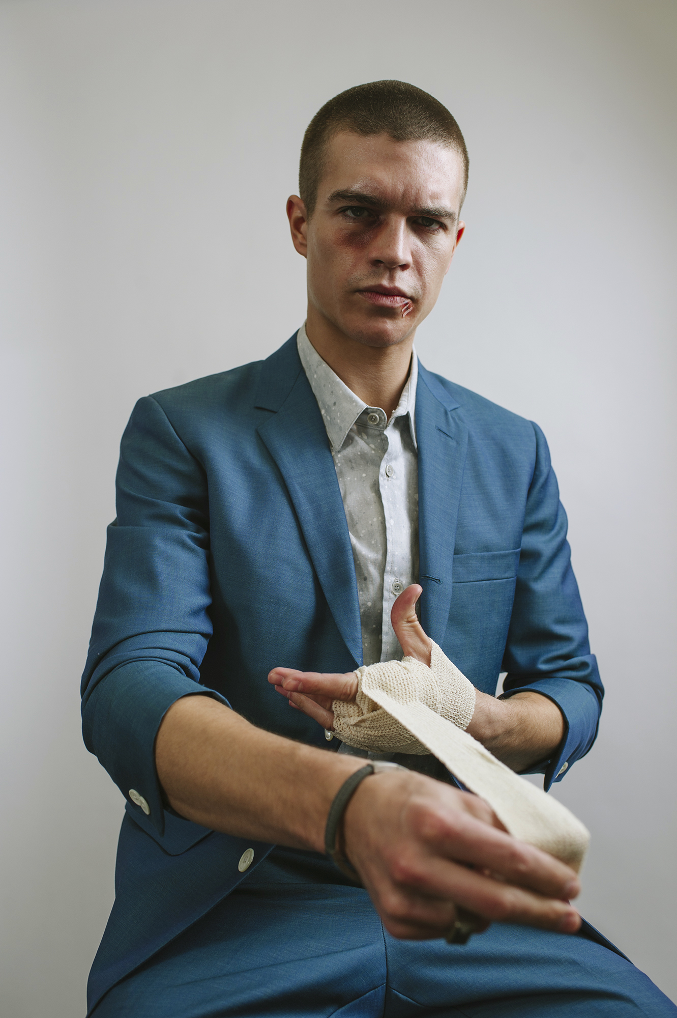 Patrick Kolts - Mens fashion editorial look 2