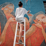 """Street Heroines"", a film by Alexandra Henry documenting female graffiti and street artists"