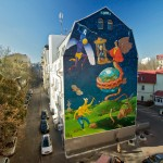 Kiev's Mural Fever, the Ukrainian City as the Future Street Art Capital